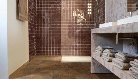 Pvc met houteffecten ook voor in de badkamer ibs industrie
