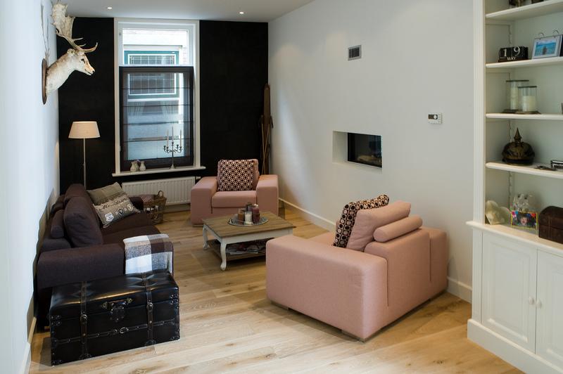 Uw heerlijke appartement uw comfortabele houten vloer ibs